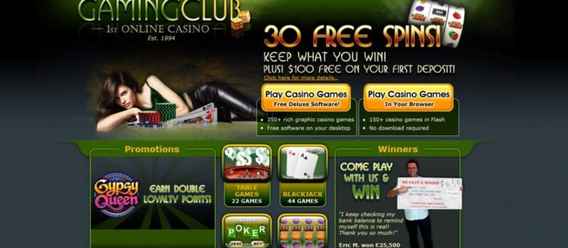 Casino sites: top 5 of the best online casinos